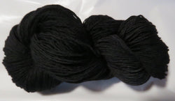 BFL Fingering - Black