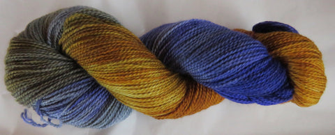 Fine  Merino - Fine Sport Weight Yarn -  Aster