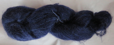 Brushed Kid Mohair - Navy 17-40