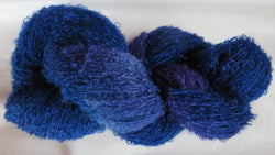 Kid Mohair Boucle - Small Loop - Blues/Violet 2024