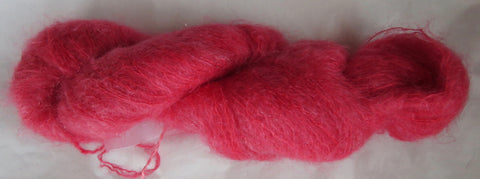 Brushed Kid Mohair - Pink 17-2