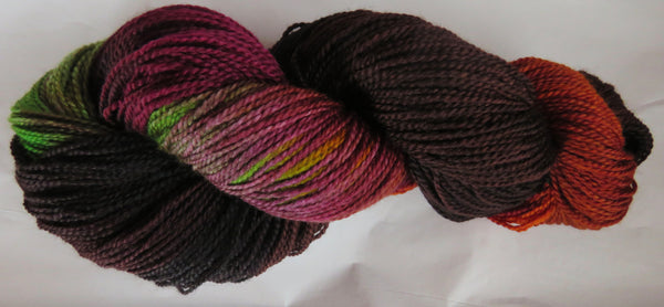 Fine Merino - Fine Sport Weight Yarn -  Autumn Maple 21