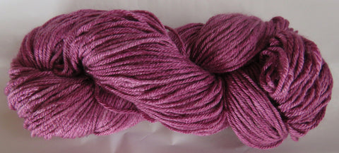 Silk/Merino/Sea Cell - Light Wine