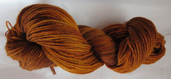 Fine Merino - Fine Sport Weight Yarn -  Amber 21