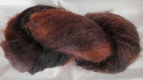 Brushed Kid Mohair - Rustic 2020