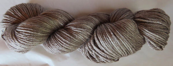 Silk/Merino/Sea Cell - Brown 2025