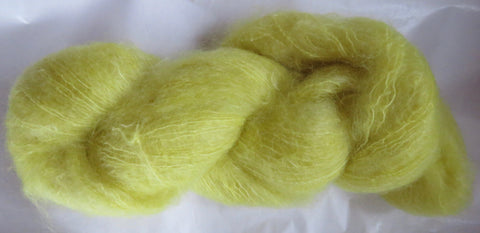 Brushed Kid Mohair - Yellow 2003