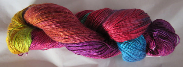 Hand Maiden Swiss Mountain Silk - Hibiscus