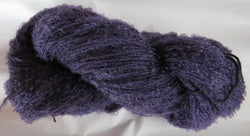 Kid Mohair Boucle - Small Loop - Violet (Charcoal) 2023