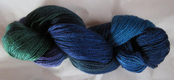 Hand Maiden Camelspin - Swiss Mountain Silk - Venetia