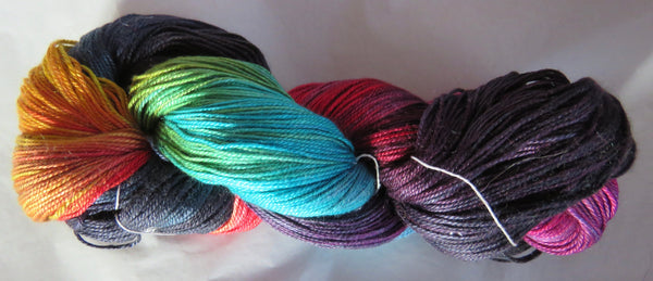 Hand Maiden Swiss Mountain Silk - Cosmic