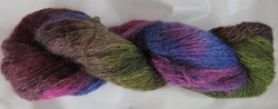 Merino/Kid Mohair/Nylon - Berry Fields