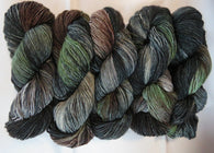 Merino DK Single Ply - Mineral w Sages 80