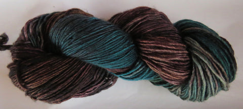 Merino DK Single Ply - Walnut X