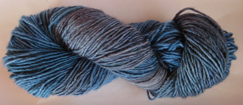 Merino DK Single Ply - Shades of Denim Q