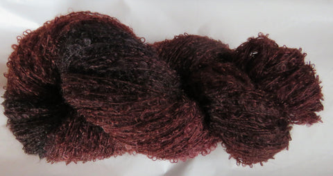 Kid Mohair Boucle - Small Loop - Shades of Brown 2025