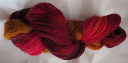 Fine  Merino - Lace Weight Yarn -  Sangria