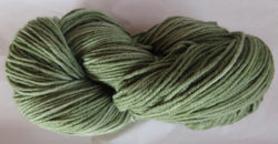 Fine Organic Merino - Worsted Weight  - Sage I-Z