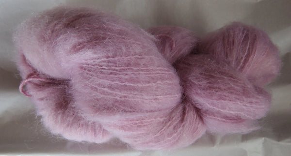 Brushed Mohair - Pinks