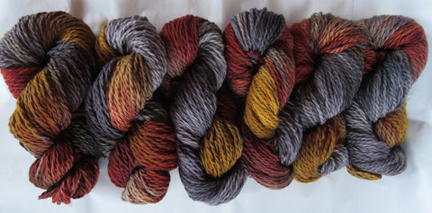 SW Merino - BULKY - Red Fox 19D