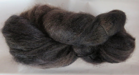 Brushed Kid Mohair - Earth 2029