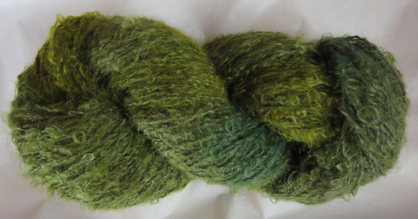 Mohair Loop - Medium Boucle - Sages