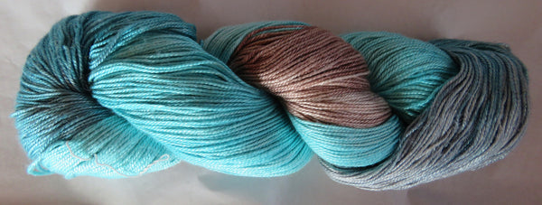 Hand Maiden Swiss Mountain Silk - Glacier