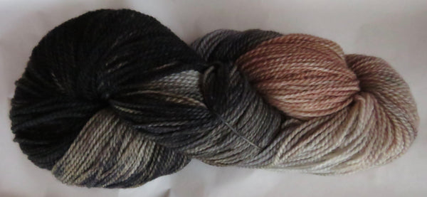 Fine Merino - Fine Sport Weight Yarn -  Earth