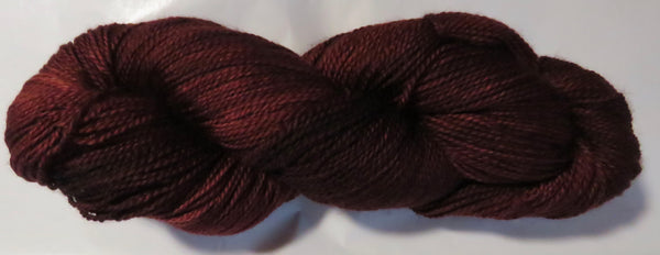 Fine Merino - Fine Sport Weight Yarn -  Chestnut