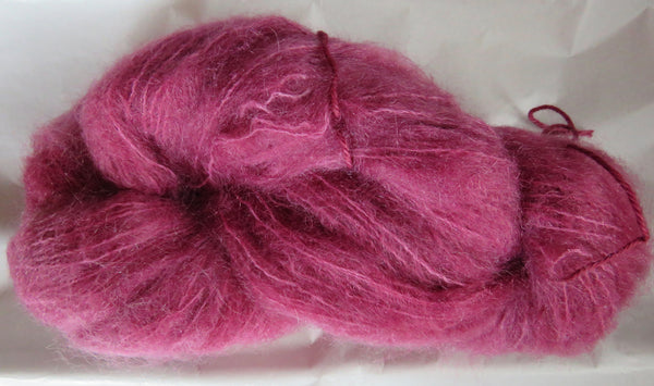 Brushed Mohair - Magenta