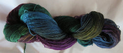 Fine  Merino - Lace Weight Yarn -  Earth Day