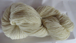 BFL Fingering - Natural