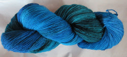 Fine  Merino - Lace Weight Yarn -  Ocean