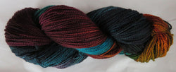 Fine Merino - Fine Sport Weight Yarn -  Peacock 21