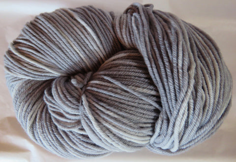 Targhee Wool - BULKY Weight - Silver 2038