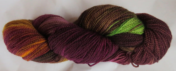 Fine  Merino - Fine Sport Weight Yarn -  Autumn Maple
