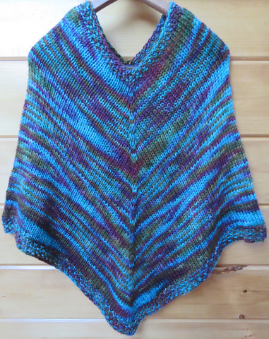 Pattern  660 - Basic Poncho