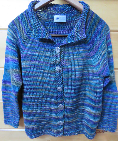 Pattern  674 - Cozy Cardigan