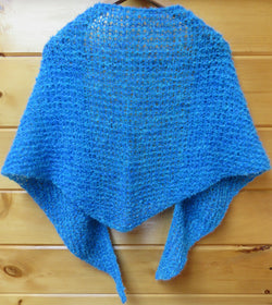 Pattern  695 - Garter Stitch Shawl