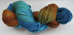 Merino DK Single Ply - Ice Bird