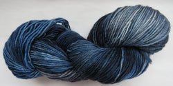 Merino DK Single Ply - Denim with Greys