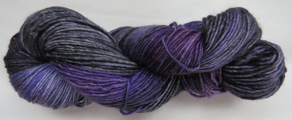 Merino DK Single Ply - Lavender with Greys