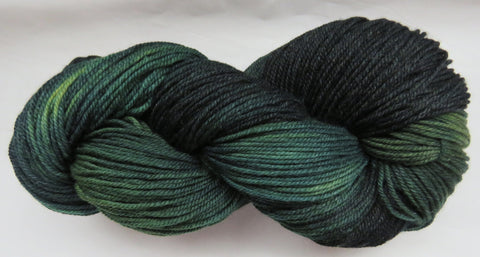 SW Socks - Shades of Evergreens