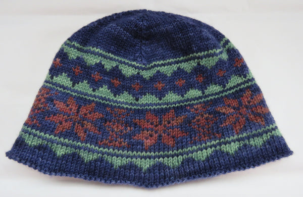 Pattern 1006 Star Hat - Sport