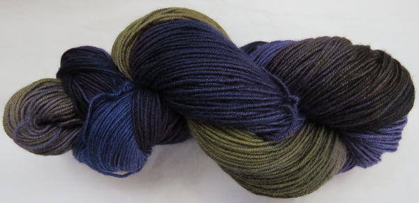 Fine Merino/CASHMERE - Berry Fields
