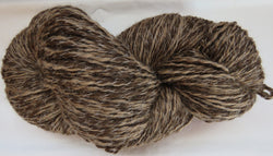 2 ply - Super Fine Alpaca - NATURAL - O - Light DK Weight