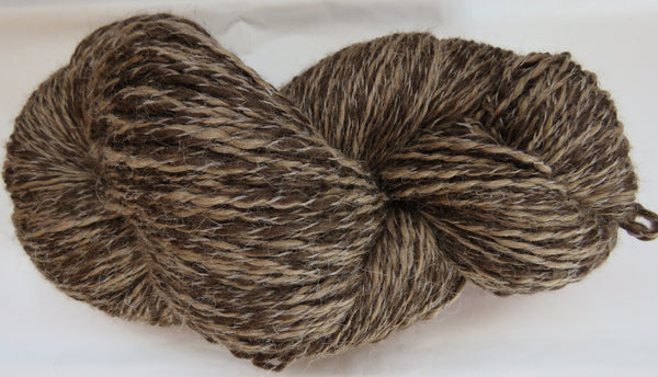 2 ply - Super Fine Alpaca - NATURAL - O