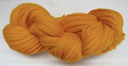 Fine Organic Merino - Sport Weight - Yellow #1