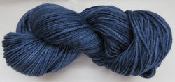 Fine Organic Merino - Sport Weight - Dark Blue #1