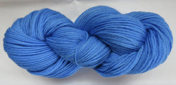 Fine Organic Merino - Sport Weight -  Blue #2